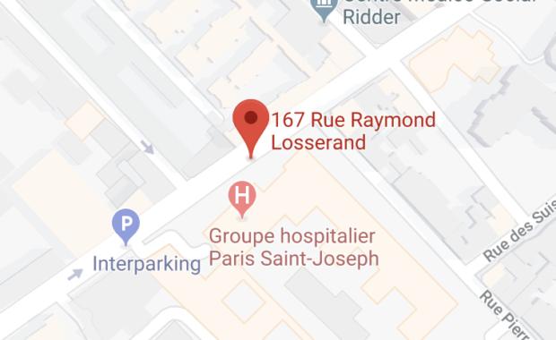 Remplacement à Paris !